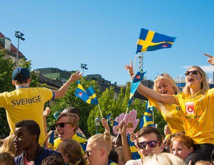 Tamara komt uit Zweden