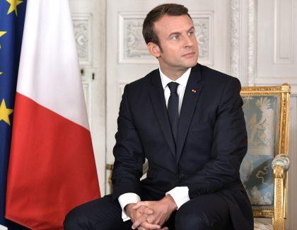 Macron: president van de rijken