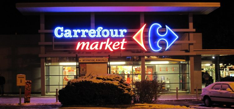 Over Carrefour, flexihonger en de heilige onderneming